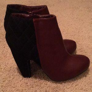 Brand New High Heeled Boots