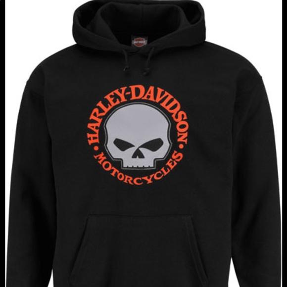 7273ef66f43fe4 Harley-Davidson Other - ⚡SALE⚡Immaculate Harley-Davidson willie G hoodie