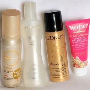 Other - Hair Products: Matrix / BioSilk/ Redken / Pacifica