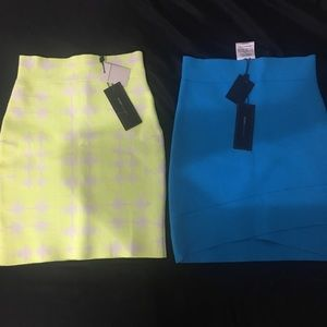 Bcbg maxazria simone pencil skirt