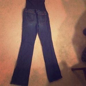Petite cut maternity jeans - Excellent condition!
