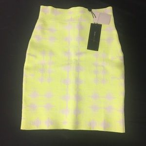 Bcbg Simone pencil skirt