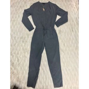 Gray H$M jumpsuit