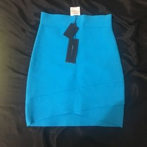 Bcbg Simone Silvie pencil skirt
