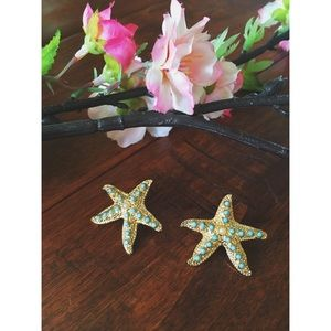 Lilly Pulitzer Starfish Earrings