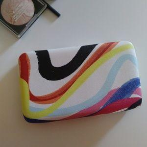 Merona hard shell wallet