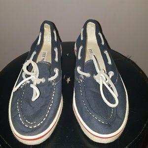 Steve Madden loafers (Navy)