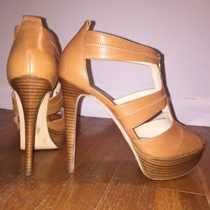 MICHAEL Michael Kors 'Berkley' Platform Sandals