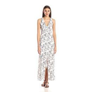 BB Dakota V-neck Maxi Dress