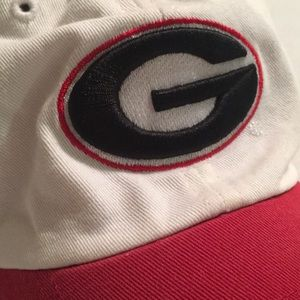 The Franchise Accessories - UGA Georgia Franchise Perfect Fit Fitted Hat 9ebad5b81fa