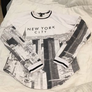New York City Crew Sweatshirt