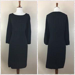 Boden NWOT Scoop Neck 3/4 Sleeve Tunic Dress