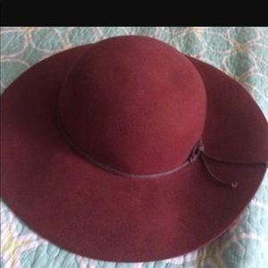 Brixton womens floppy hat