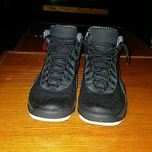 "Air Jordan Retro 10 ""Stealth"""