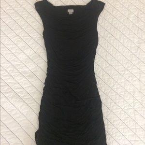 Sexy ruching dress