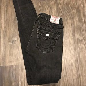 True religion skinny jeans- Julie