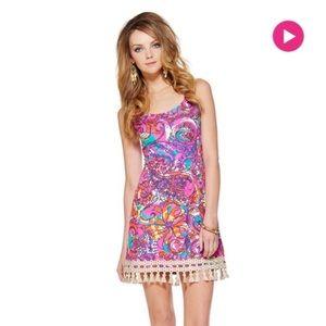 LIKE NEW LILLY PULITZER Eaton Shift Dress, Size: 2