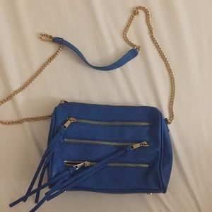 Handbags - Blue Shoulder bag
