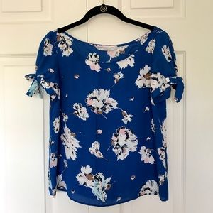 NWPT Zara Blouse with Beautiful Floral Print