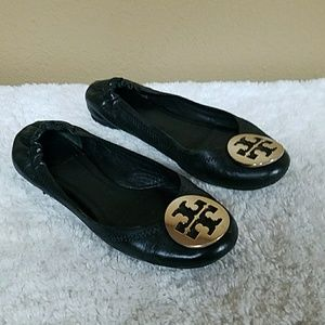 Tory Burch ballet shoes
