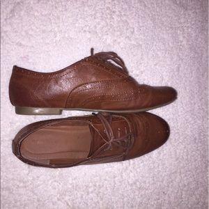Steve Madden Oxford shoes