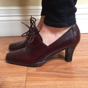 🌵 NEW LISTING! 🌵 NWOT AEROSOLE Leather Heels