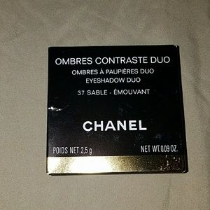 Chanel eyeshadow duo