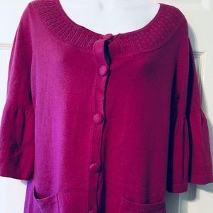 Ellen Tracy NWT sweater size M