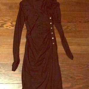 Sexy flattering Derek Lam dress