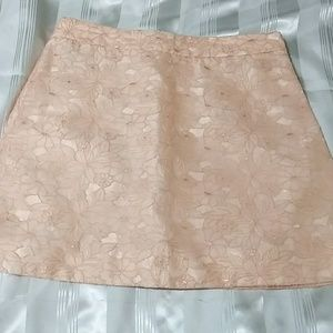 Topshop lace skirt S-15