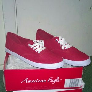 American Eagle Classic Canvas Sneakers