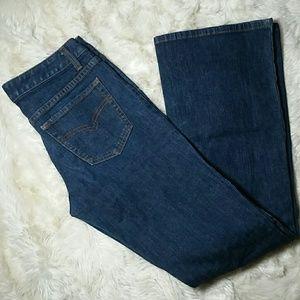 Halogen Nordstrom Flare Stretch Jeans Size 4