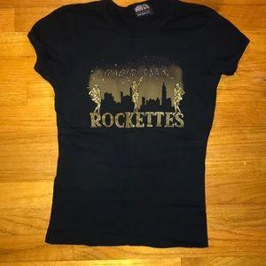 Radio city rockettes tshirt
