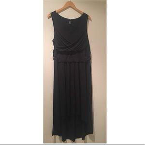 🎉BLACK FRIDAY DEAL🎉 H&M black hi-low dress