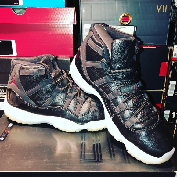 "Jordan Other - Air Jordan XI ""72-10"" Size 11"