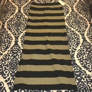 Free people striped maxi