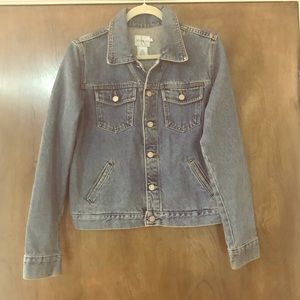 Calvin Klein distressed blue Jeans Jeans Jacket XL