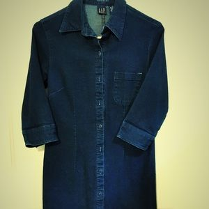 Gap Jean Dress SZ 6