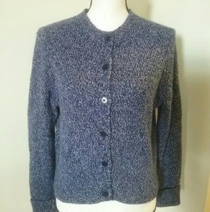 Brooks Brothers Pure Cashmere Cardigan Sweater