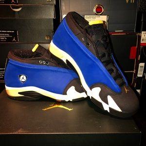 Jordan Shoes - Jordan XIV Low Royal Blue, Size 11
