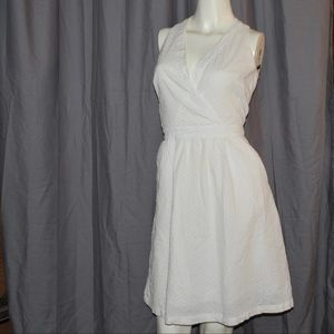 Marilyn Monroe Style White Dress by TommyHilfiger