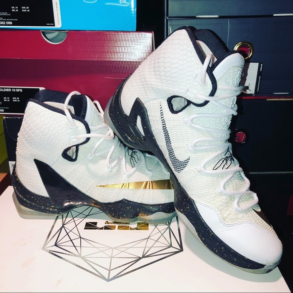 Nike Other - Nike LeBron XIII Elite White, Size 11