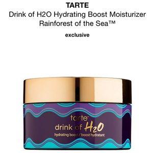 Brand new Tarte drink of H2O moisturizer