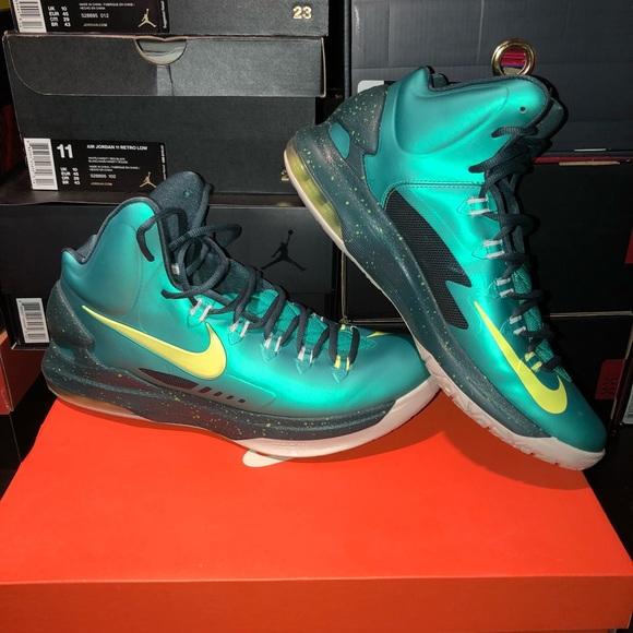 "Nike Other - Nike KD V Atomic Green Volt aka ""Hulk"", Size 11"