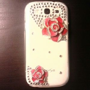 Handmade Phone Case for Samsung Galaxy 3