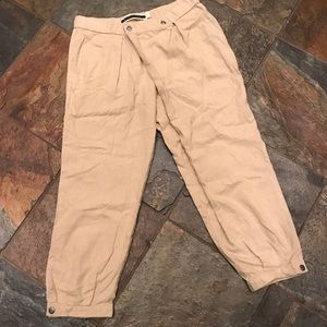 Anthropologie Daughters of the Liberation Pants