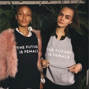 💕💕FUTURE IS FEMALE CREWNECK💕💕