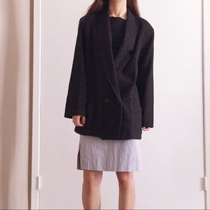 Vintage pea coat by OHI Chas