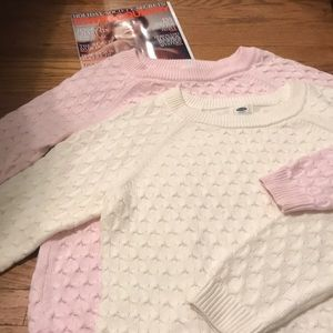 Old Navy Cozy Sweater Bundle Size Large