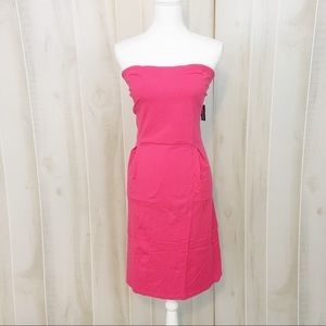 NWT Old Navy Pink Strapless Dress